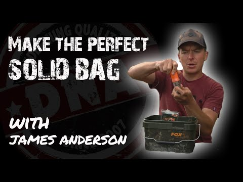 TIE THE PERFECT SOLID BAG! DNA Baits, Carp Fishing, PVA Bags