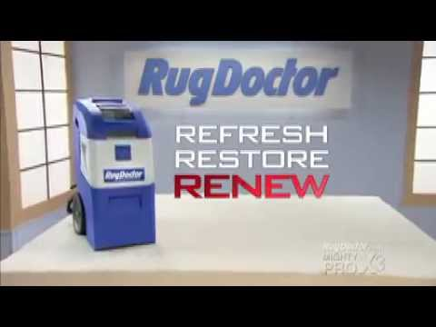 Nice Rug Doctor Review Mighty Pro X3