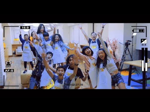 Oh Senangnya (OST. Koki-Koki Cilik) - Koki - Koki Cilik feat. Romaria (Official Music Video)