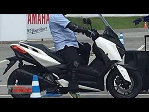 ภาพหลุด X-Max 300 ! พร้อมเปิดตัว Big motor sale 19 สค.60 นี้ : motorcycle tv thailand