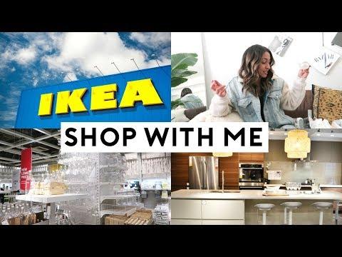 IKEA SHOP WITH ME 2018 + HAUL!