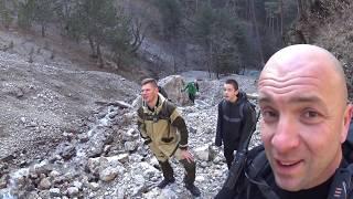 Discovery Channel Крым.Экспериментальный поход по ущелью