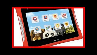 Nabi DreamTab HD8 tablet reviews for 2017 by BuzzFresh News