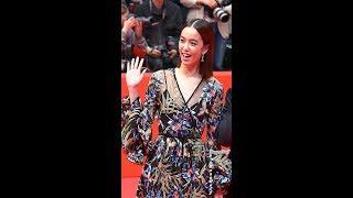 [4K]진정이(陳庭妮,Annie Chen) 직캠 2018 Busan International Film Festival RedCarpet by BusanWolf