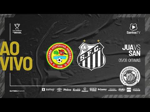 🔴 AO VIVO: JUAZEIRENSE 2 x 0 SANTOS   COPA DO BRASIL (05/08/21)
