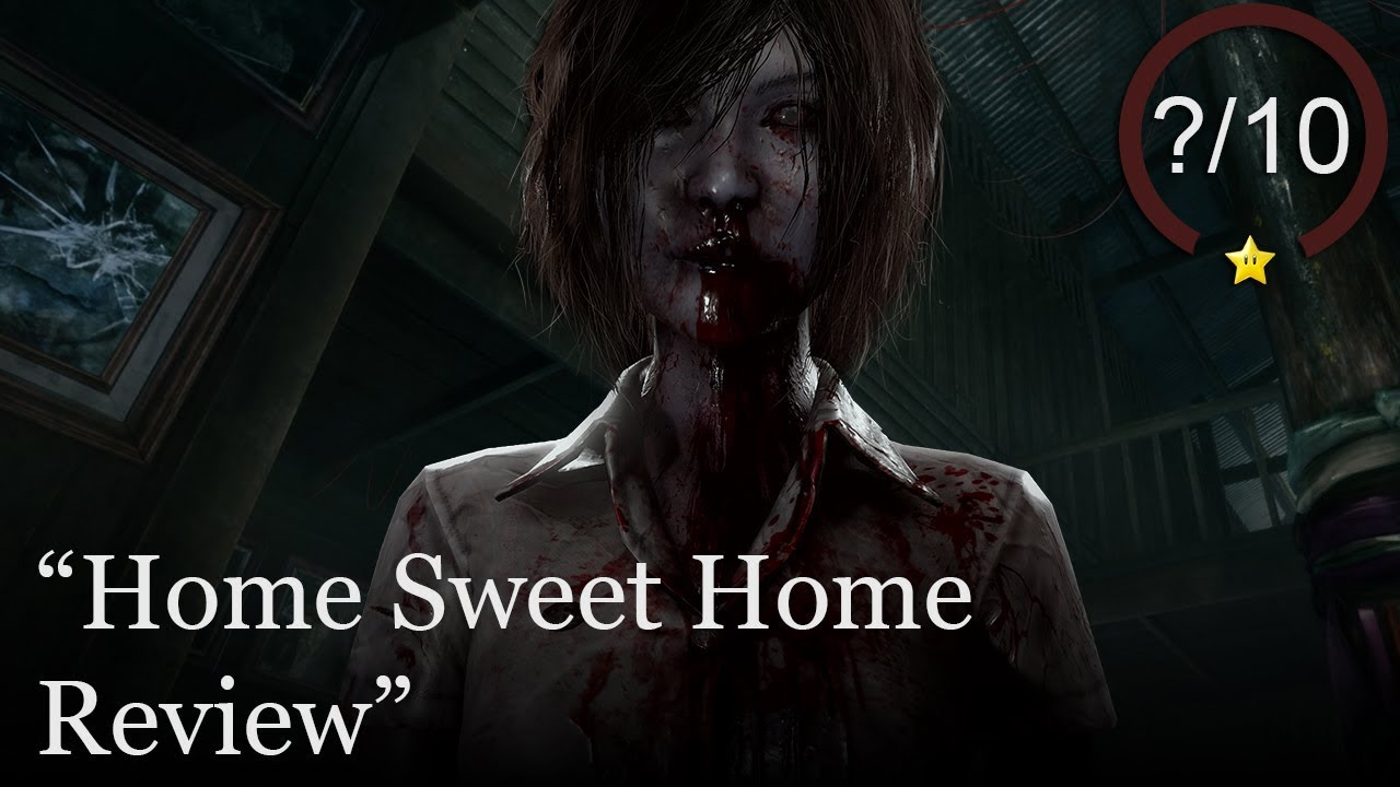 Home Sweet Home Review [PS4, PSVR, Xbox One, & PC] - YouTube