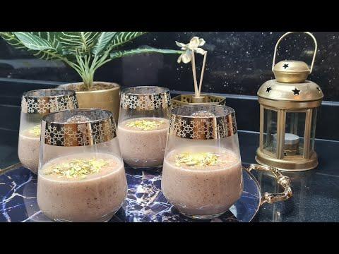 recette-bouza-tunisienne-aux-noisettes-وصفة-البوزة-التونسية-بالبوفريوة-مع-أسرار-نجاحها