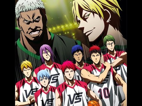 Dvd Kuroko No Basket The Movie Last Game English Sub Free ...