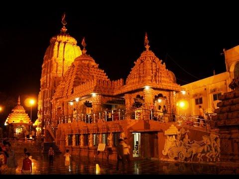Jagannath Temple, Hyderabad