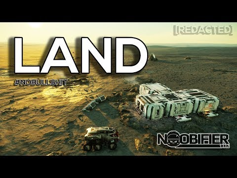 LAND - #nobullshit - Star Citizen