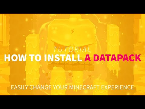 How To Install Data Packs And Add-Ons On Your Minecraft Server