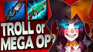 CHEESEY OR OP? AP SHACO JUNGLE - League of Legends Season 7