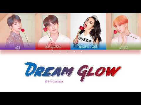 1 Hour ✗ Dream Glow - BTS ft Charli XCX