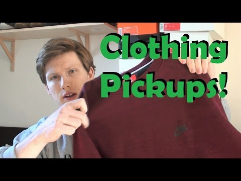 DOPE Nike Outlet Store Clothing Pickups! - Tech Fleece, Nike x Gyakusou & More!