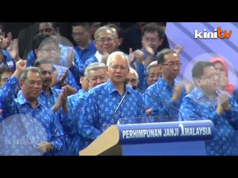 Najib: Who do you trust - Anwar, Hadi or me?