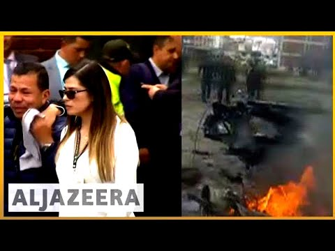 🇨🇴  Truck-bomb blast at Colombia police academy kills 21 | Al Jazeera English