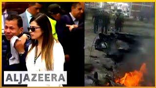 🇨🇴 Truck-bomb Blast At Colombia Police Academy Kills 21  Al Jazeera English