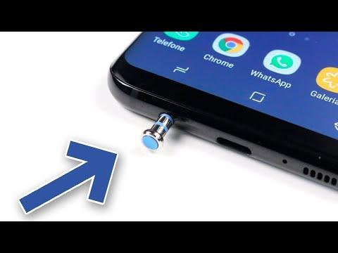 O Botão Secreto do Android