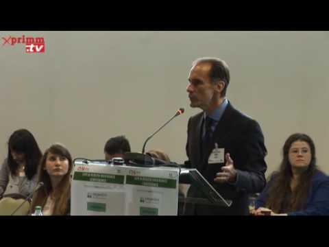 FIAR 2016 - Life & Health Insurance Conference  Bernard RETALI  President of Europe, Middle