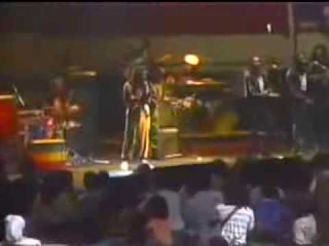 Bunny Wailer Live At The Madison Square Garden 1986