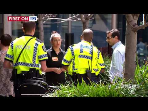 Bank Hold-Up | 9 News Perth