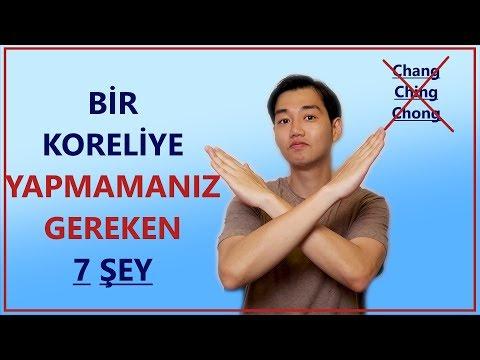 BİR KORELİYE YAPMAMANIZ GEREKEN 7 ŞEY