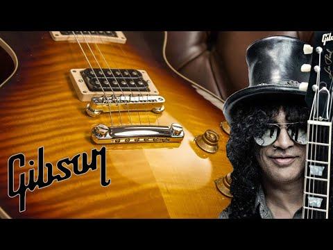 Gibson Slash Les Paul Standard 2020 demo (Sound Only)