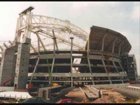bouw amsterdam arena ajax