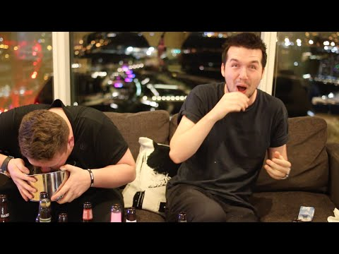 BRITISH IDIOTS TRY AMERICAN BEER