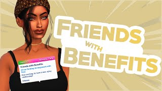 Ask to just be friends sims 4