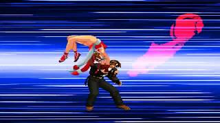 Street Fighter vs The King Of Fighters Mugen All Supers
