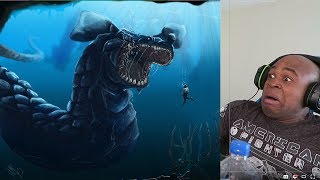 (Proof My House Is Haunted!!)THE OCEAN IS WAY DEEPER THAN YOU THINK #9