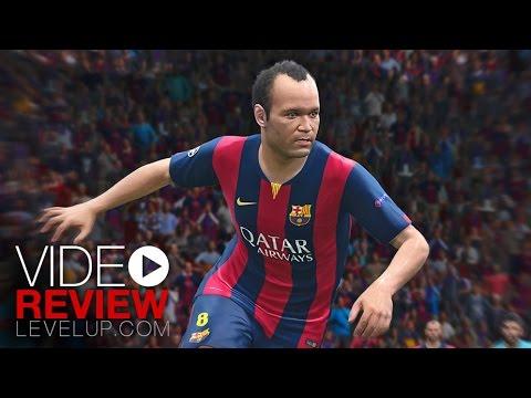 VIDEO REVIEW: Pro Evolution Soccer 2015