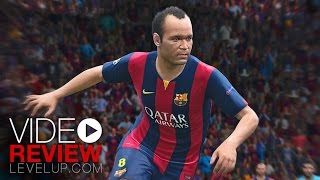 VIDEO REVIEW: Pro Evolution Soccer 2015