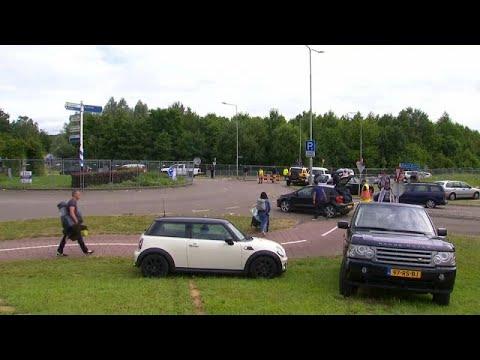 Holanda: Detido o autor de um atropelamento mortal no festival Pinkpop