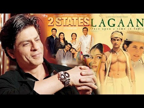 7 Blockbusters Shahrukh Khan REJECTED