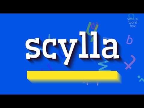 "How to say ""scylla""! (High Quality Voices)"