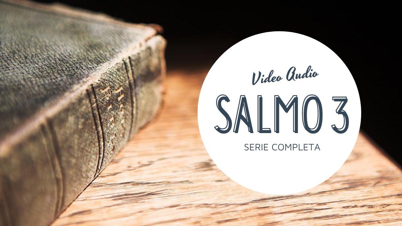 Oración matutina de confianza en Dios | Salmo 3 | Serie de vídeos  Libro de Salmos