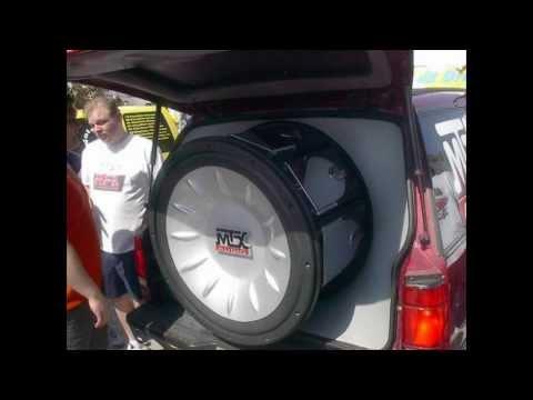 Bass Test Xtreme - Auto Bass SubWoofer Warning DJ PLAYSON