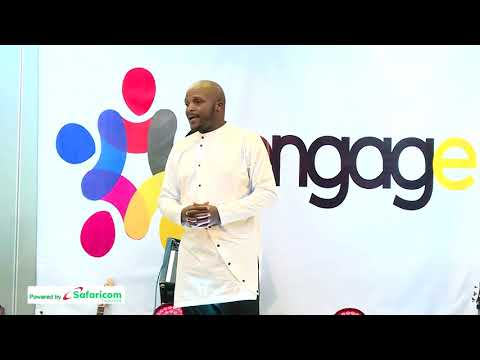 Rise Up - Jalang'o @Engage Kisumu