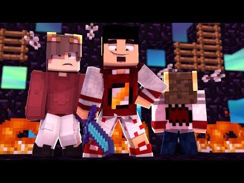 Minecraft: O QUE ACONTECEU COM O CLAN DA BREAKMEN? FOMOS INVADIDOS! - NEXUS CLAN #6 ‹ zRAAFAEL ›