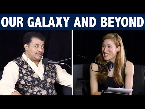 StarTalk Podcast: Our Galaxy And Beyond, with Neil deGrasse Tyson from YouTube · Duration:  49 minutes 4 seconds