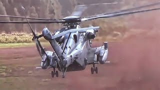 Super Stallions In Hawaii - U.S. Marines Air Assault