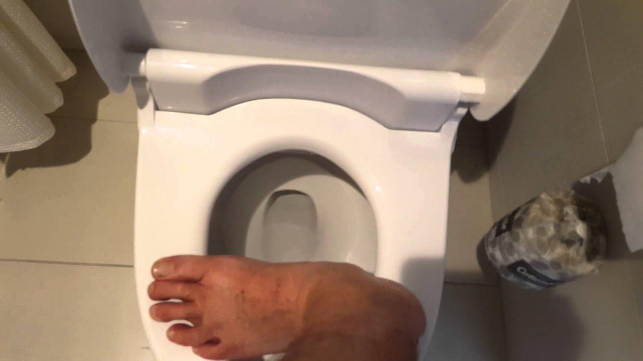 How a bidet toilet works YouTube