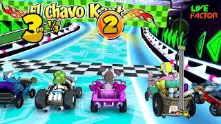Gameplay - El Chavo Kart - Copa Popis #Gameplay