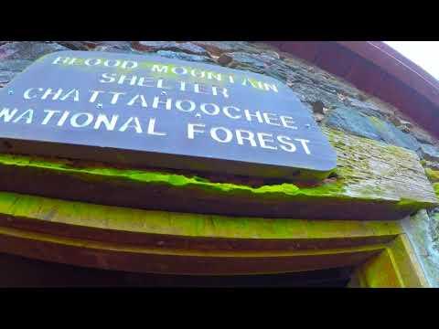 2018 Appalachian Trail Hike   Blood Mountain