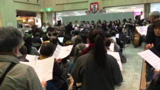 The Tohoku Earthquake-song, that was performed on December 30th. at...