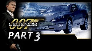 007 Legends Walkthrough - Mission #1 - Goldfinger (Part 3) [Xbox 360 / PS3 / Wii U / PC]