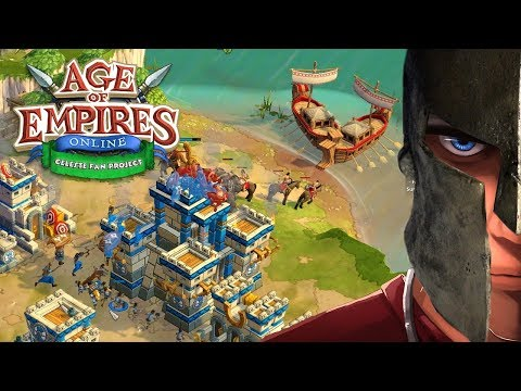 Age Of Empires Online – Co-op Is Working Too! | Let's Play Age Of Empires Online Gameplay