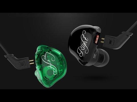 Best Cheap Earbuds - KZ ZSR